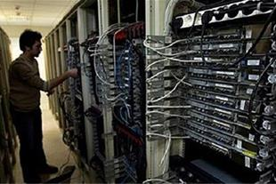 خدمات شبکه های WAN، LAN،Wireless ،فیبر نوری