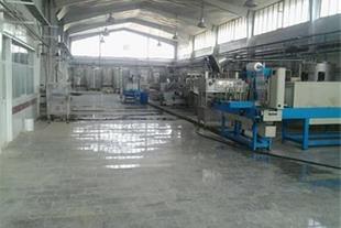 فروش کارخانه تولید فراورده لبنی و آب معدنی