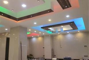 طراحی و اجرای سقف کاذب کناف در کرمان