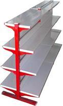 تولید و پخش قفسه فلزی (قیمت به درب کارخانه)