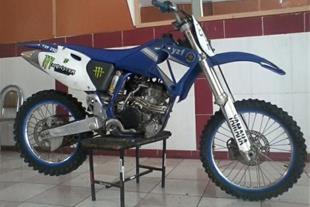 فروش موتور کراس yamaha yzf 250