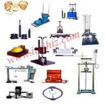 فروش تجهیزات آزمایشگاهی و صحرایی مکانیک خاک و سنگ