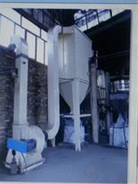 تولید فیلتر غبارگیر ونتوری