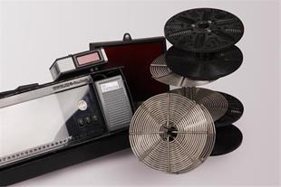 ویوور تفسیر رادیوگرافی صنعتی
