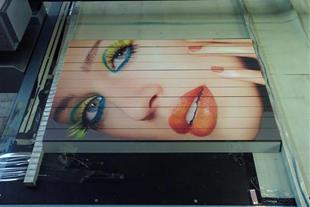 چاپ فلت پد ،چاپ بر روی انواع سطوح در قزوین