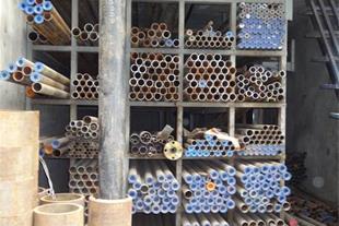 انبار در بازار آهن فروشگاه ایران دمیر