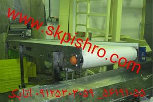 ساخت و فروش انواع نوارنقاله و کانوایر pvc