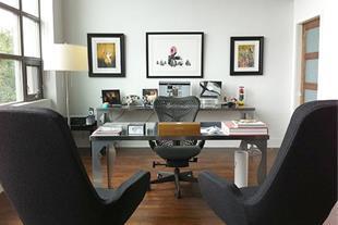 اجاره روزانه دفتر کار اداری مبله (157 متر)