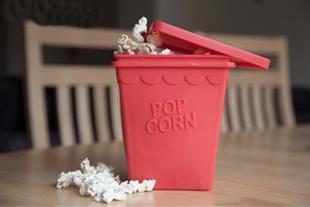 پاپ کورن ساز Silicone Magic Popcorn
