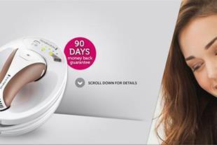 دستگاه از بین بردن دائم موهای زائد - IPL6000
