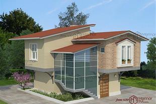 طراحی تخصصی ویلا و باغ