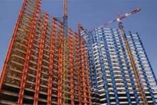 ساخت اسکلت فلزی ساختمان