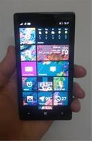 گوشی لومیا 930 (Lumia 930)مشکی در حدنو