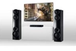 سیستم سینما خانگی دی وی دی دو مبدا ال جی LGLHD675
