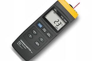 ترمومتر لیزری| تماسی ترموکوپل دار مدل  TM-2000