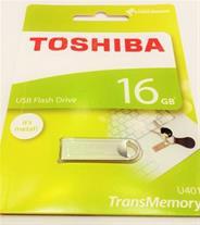 فلش مموری USB FLASH توشیبا 16G صد عددی
