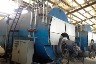 تعمیر دیگ بخار ماشین سازی اراک