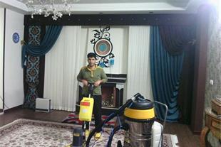 شسشتوی انواع مبل و فرش در منزل