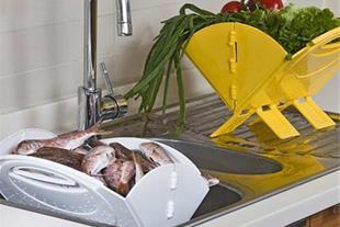 آبکش تاشو آشپزخانه