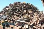 خرید ضایعات آهن در تناژ بالا