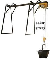 فروش بالابر ساختمانی و مصالح بر - ویبراتور