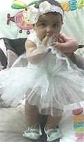 فروش لباس باله نوزاد