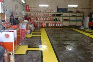 تولید و فروش دستگاه شارژ کپسول آتش نشانی