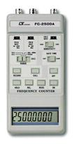 فرکانس متر پرتابلز  FC-2500A لوترون