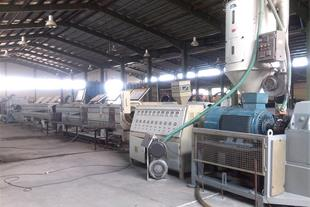 خط تولید لوله پلی اتیلن تا سایز 500