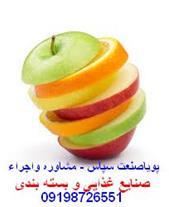 تجهیزوراه اندازی تولیدی غذایی دراستان کرمان
