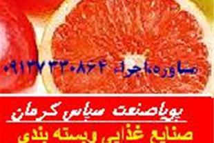 صنایع غذایی و بسته بندی کرمان ( تخصصی + صنعتی )