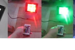پروژکتور LED مولتی کالر