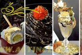 بازرگانی دنیای طلا سابقه عرضه بستنی برج میلاد