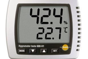 فروش دستگاه ترموگرافی testo 608-H1/H2