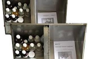 فروش مواد آزمایشگاهی تست مواد شیمیایی حفاری