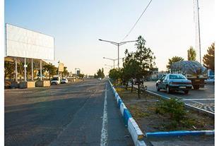 اجاره بیلبورد در جاده های ورودی شهر تبریز