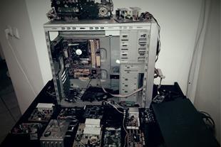 آموزش حرفه ای مونتاژکار ، تعمیرات لپ تاپ وکامپیوتر