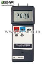 فشار سنج مدل  لترون PM-9107