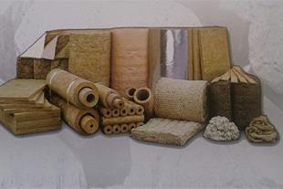 عرضه کننده انواع عایق پشم سنگ ، عایق البرز