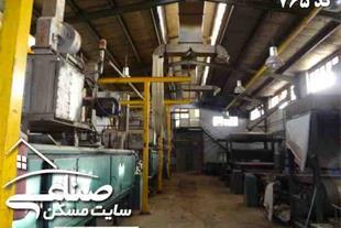 فروش یک هکتار کارخانه صنعتی در ماهدشت کرج کد765