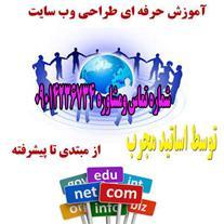آموزش برنامه نویسی و طراحی وب سایت در تبریز