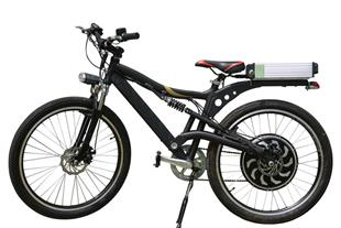 دوچرخه برقی سه چرخه برقی