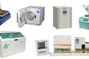 لوازم و دستگاهها و تجهیزات آزمایشگاهی