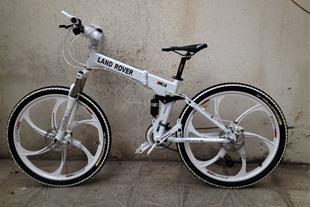 فروش دوچرخه ی تاشو لندروور