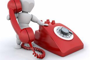 خدمات رفع خرابی تلفن ساختمان ، سیم کشی تلفن