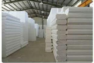 کارخانه فوم ، تولید بلوکهای سقفی و ورقه های عایق