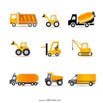 ردیابی کلیه وسایل نقلیه و ماشی آلات راه سازی
