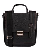 کیف چرم دو دسته زنانه کدEH110