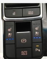 فروش گرمکن فابریک صندلی انواع خودرو