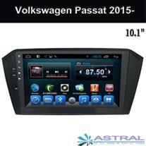 فولکس واگن پاسات 2011-2015 سیستم صوتی ضبط ماشین